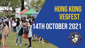 Come and celebrate VegFest with HKAA on October 14