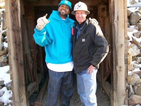 New tour operator at the Capital Prize Gold Mine in Georgetown, CO