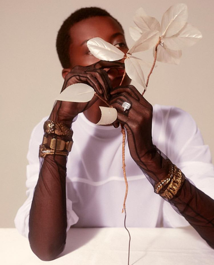 SOTHEBY's fine jewelery auction campaign