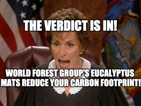 Earth Day and Low Carbon Mats!