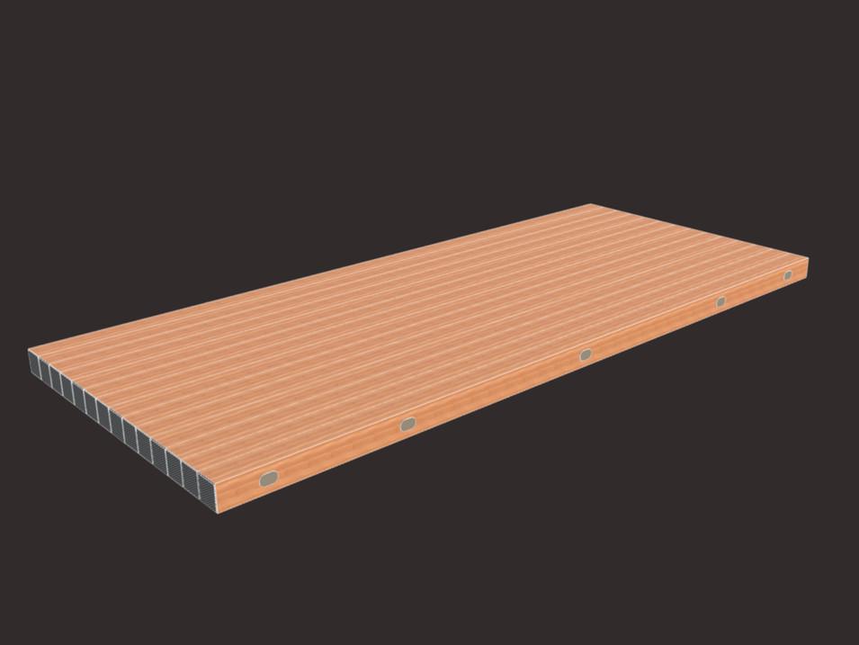 E7M Mat 3D Model