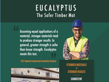 Safer Timber Mat