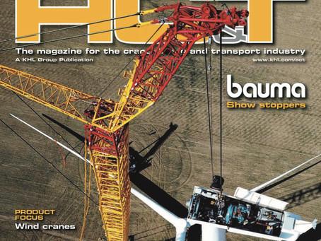 ACT Heavy Lift Crane Features #ABetterTimberMat
