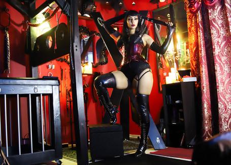 BDSM Dungeon of Domina in Austin
