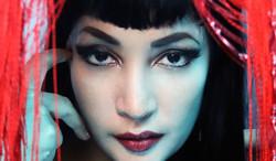 fetish portrait  mistress kinky dominatrix austin domme texas dungeon femdom kink domina