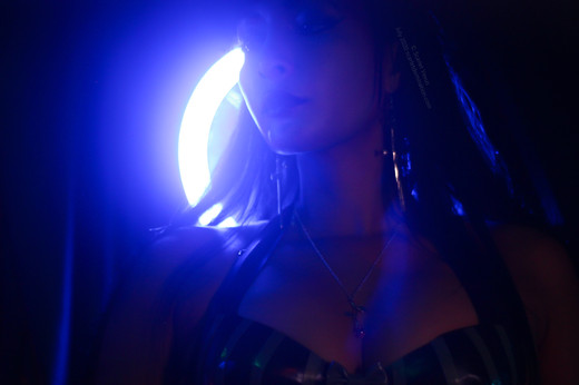 Scarlet Vexus is an Austin Mistress who is an artistic dominatrix focus on BDSM and Domination