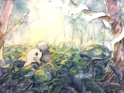 Green Garden -By Natsuki wada