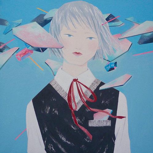 Glass1 -By Satomi Gouda