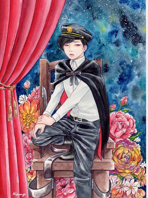 Beautiful boy detective - By kang