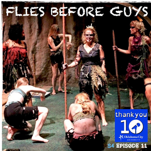 S4E11: Flies Before Guys