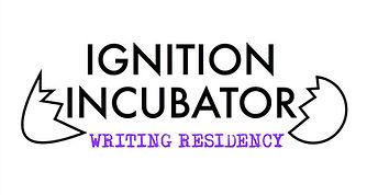 Incubator WRITING RESIDENCY Series Logo