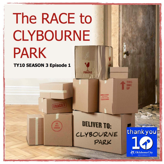 S3E1: The Race to Clybourne Park