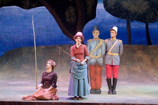 Sunday in the Park with George, Heritage Repertory Company, Virginia