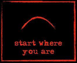 Start Where you Are.jpg