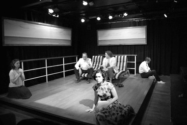Losing the Shore, BCKSEET Productions, Philadelphia