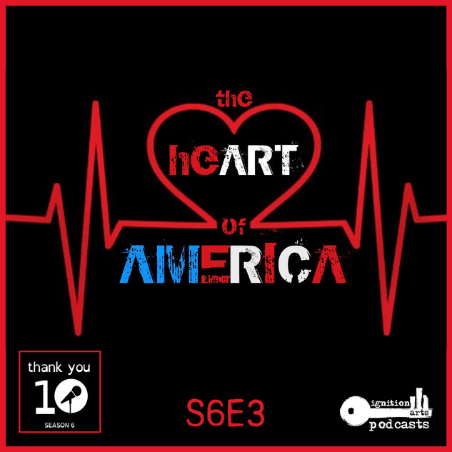 "S6E3: ""the heART of America"""