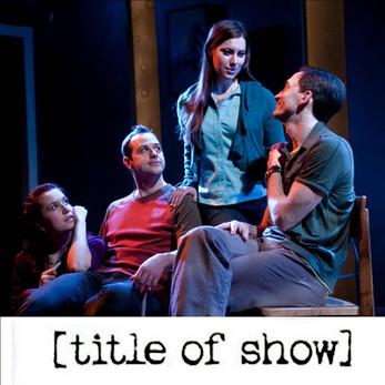 [title of show], Mackingbird Theatre Co., Philadelphia