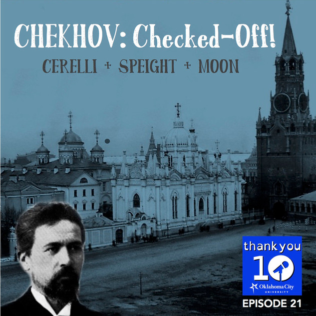 S4EP21: Chekhov: Checked-Off