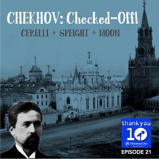 S4EP21: Chekhov: Checked-Off