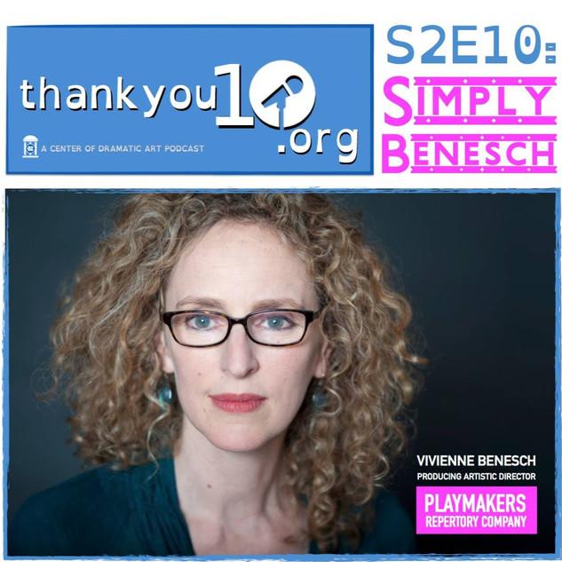 S2E10: Simply Benesch