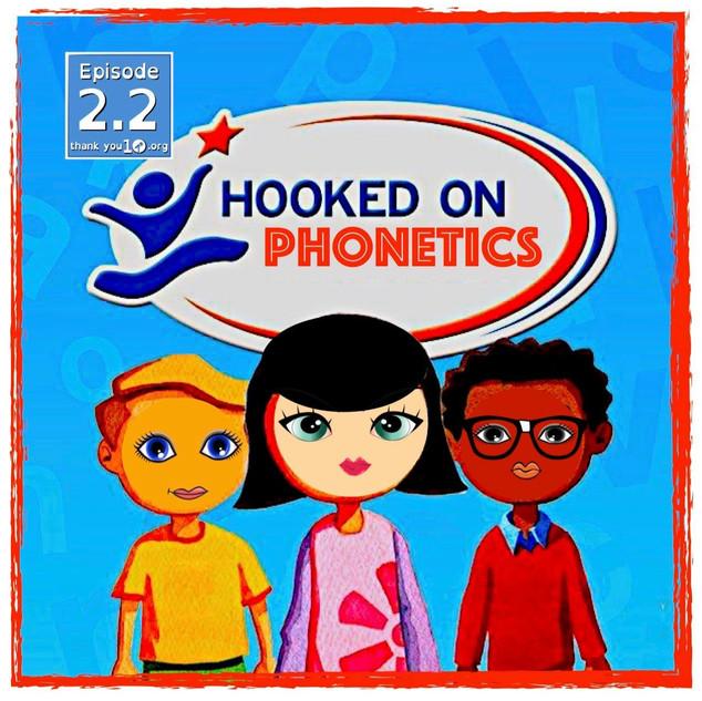 S2E2 Hooked on Phonetics