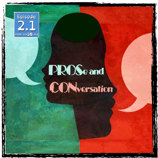 S2E1 PROSe and CONversations