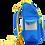 Thumbnail: BALO CHỐNG GÙ BEST PLAYER B-12-054 XANH DƯƠNG