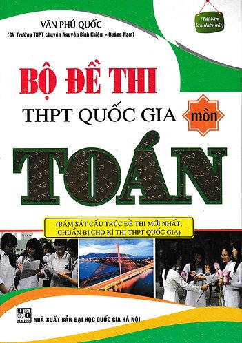 Bộ đề thi THPT Quốc gia môn Toán