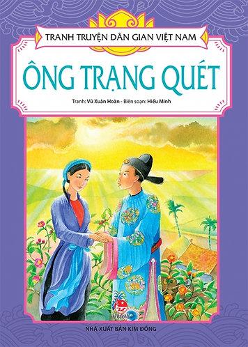 Tranh truyện dân gian Việt Nam: Ông Trạng quét