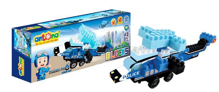 Thành phố Cảnh sát