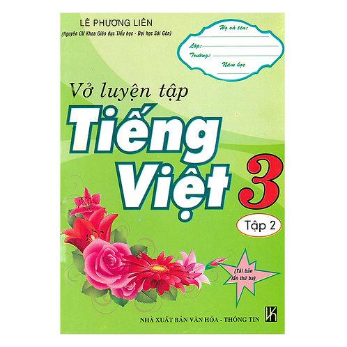 Vở luyện tập Tiếng Việt 3 - T2