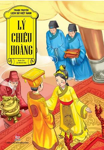 Tranh truyện lịch sử Việt Nam: Lý Chiêu Hoàng