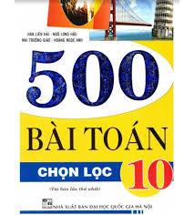 500 Bài toán chọn lọc 10