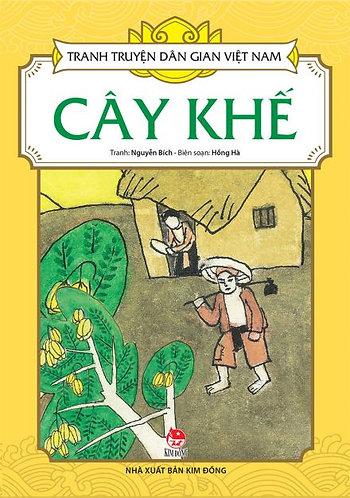 Tranh truyện dân gian Việt Nam - Cây khế