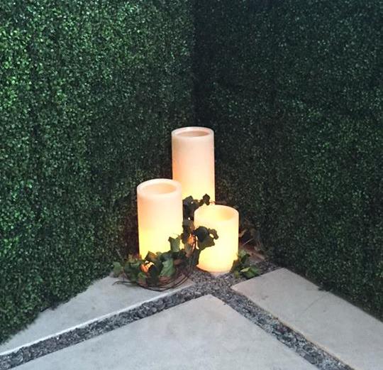 Wax Lanterns