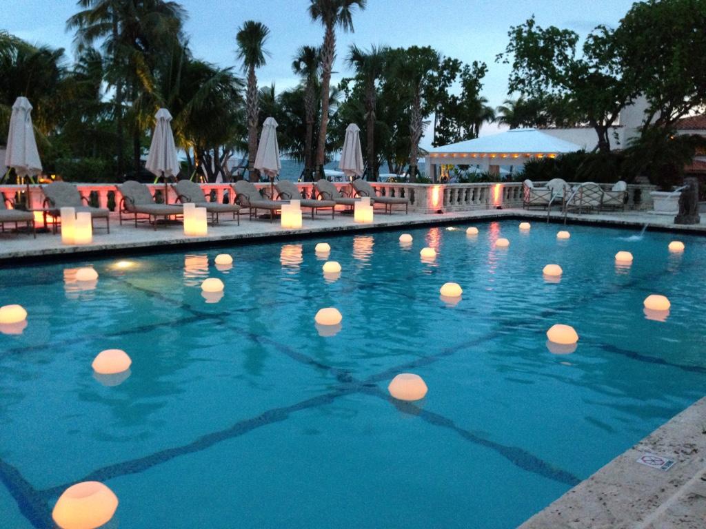 Floating Candles rental