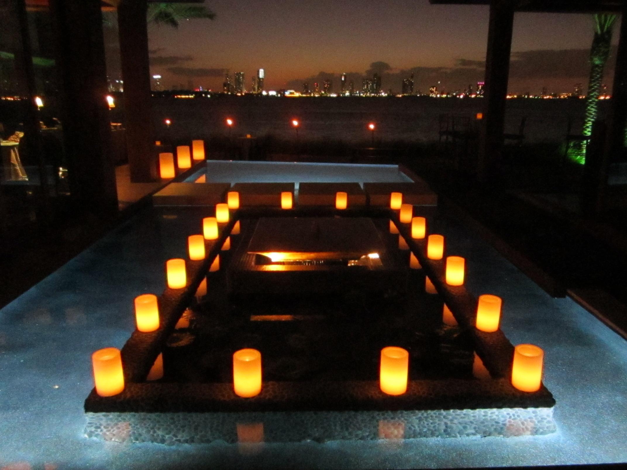 Fountain decor
