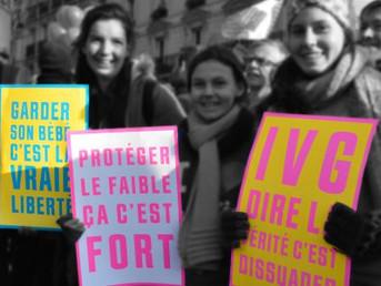 Délit d'entrave à l'avortement définitivement adopté : la Fondation Jérôme Lejeune continuera de dél