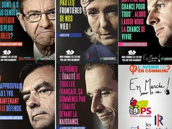 Polémique sur les affiches détournées : les Survivants en première ligne