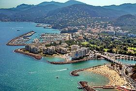 Hôtel village de vacances spicine, vue mer, proche cannes Mandelieu