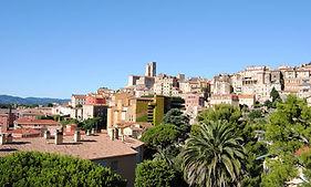 Hôtel village de vacances spicine, vue mer, proche cannes Grasse