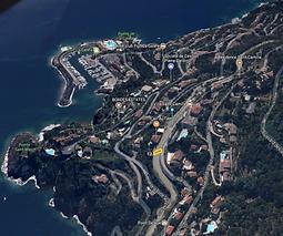 MONFERRATO Saverio Hôtel village vacances vue mer proche de cannes théoule-sur-mer avec piscine