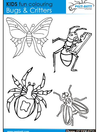 Pestnett Bug Coulouring In Sheet 2.png