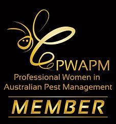 PWAPM Member Logo Gold on Black.jpg
