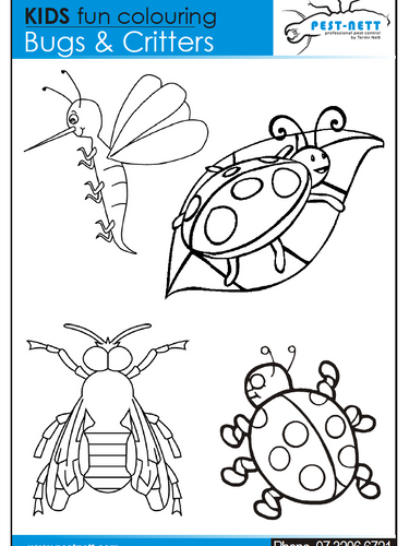 Pestnett Bug Coulouring In Sheet 6.png