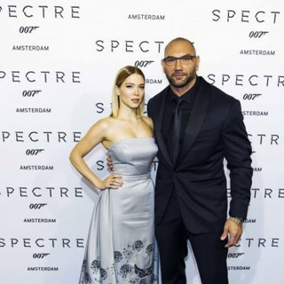 Grooming for Spectre 007 première.