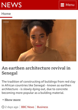 'In Business Africa' - BBC World News (Filming in Senegal)