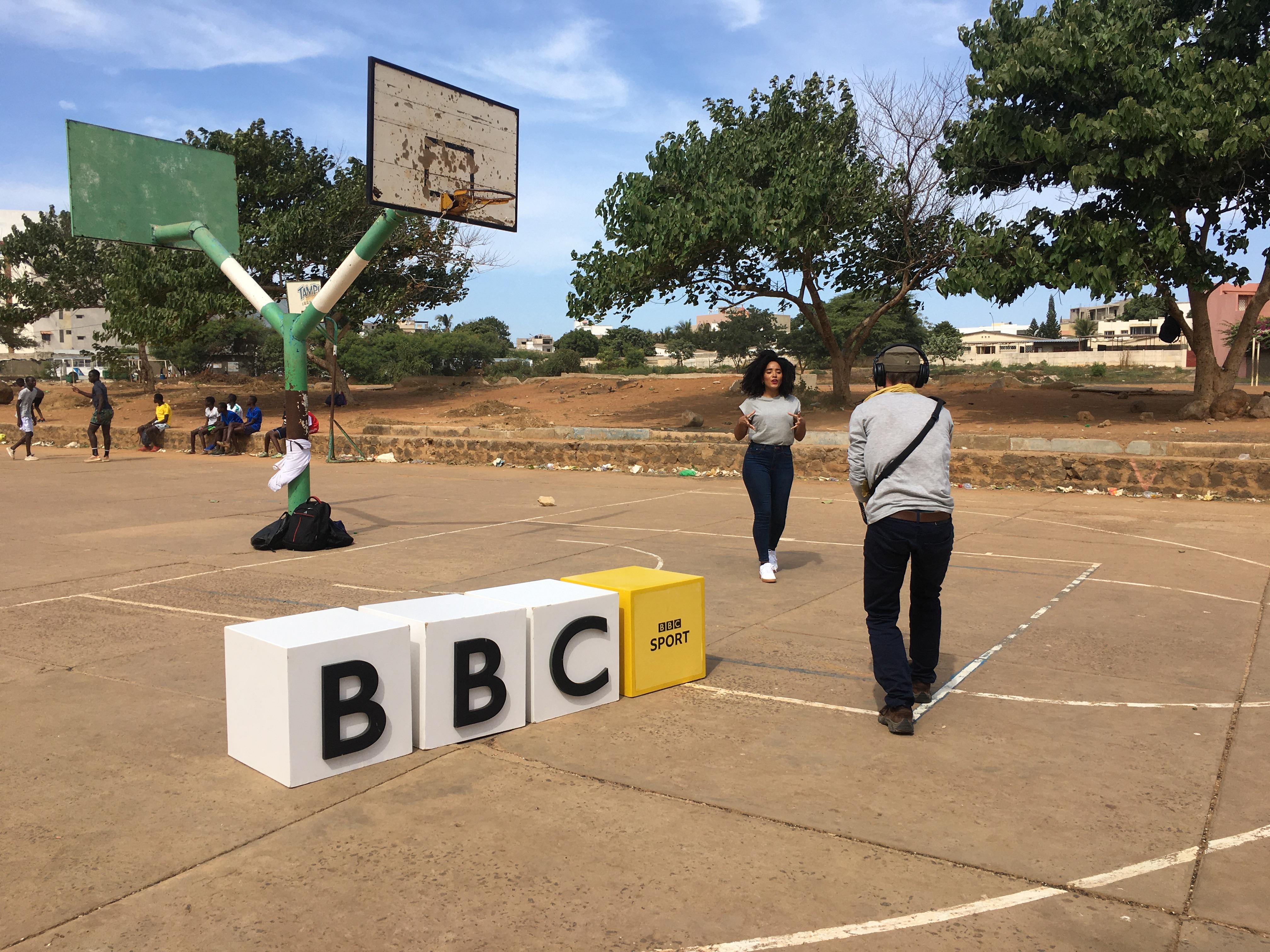 BBC Sport Africa Show