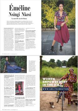 Article in Esimbi Magazine
