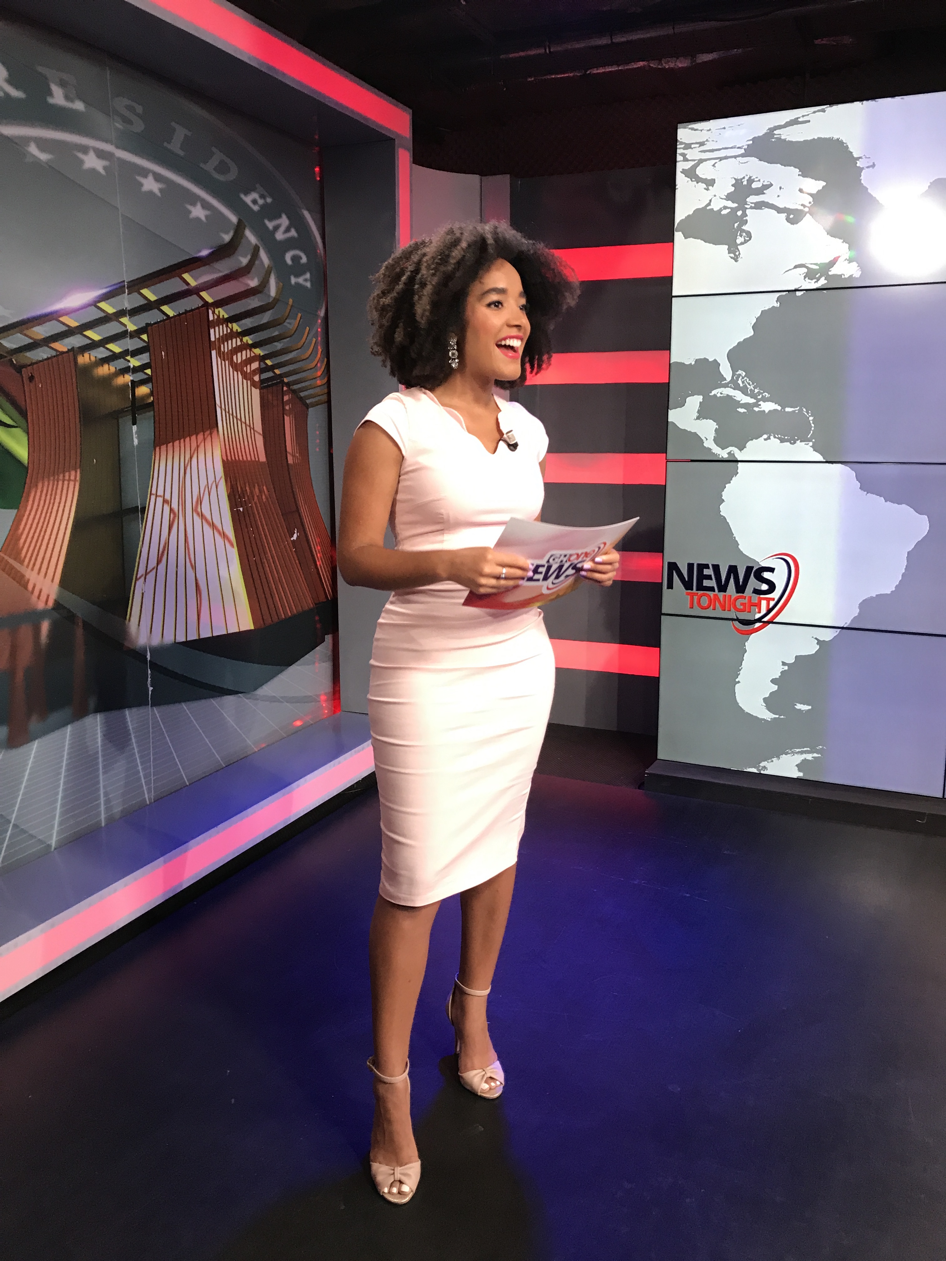 Emeline Nsingi Nkosi Anchoring